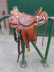 Vaquero westernsattel