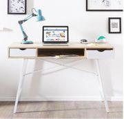 Neuwertiger Schreibtisch im Retro-Design