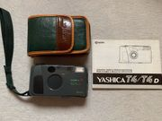 Yashica T 4 Carl Zeiss