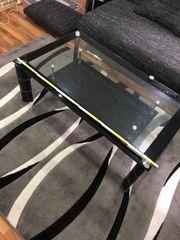 Couchtisch Glastisch