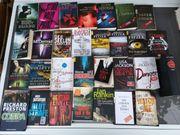 Büchersammlung Thriller zvk