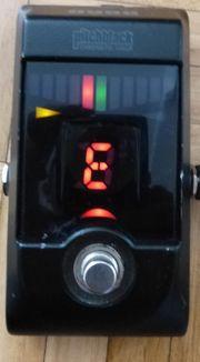 KORG Pitchblack Pedal Tuner