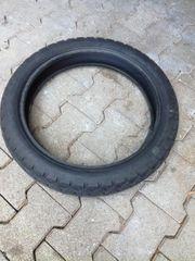 Motorrad Reifen Dunlop schlauchlos ohne