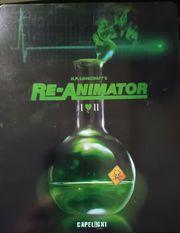 Re-Animator 1 und 2 Horror