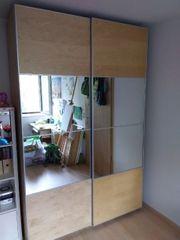 Pax Kleiderschrank 150cm breit mit