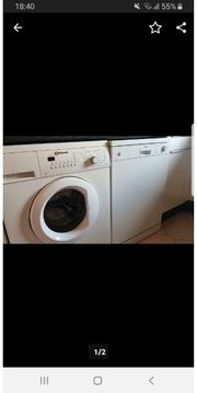 Waschmaschiene und Spülmaschiene