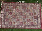 Großer Teppich 3 20 x