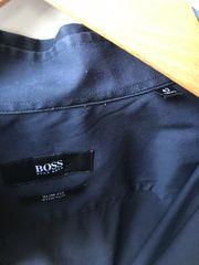 Hugo Boss Herrenhemd marineblau