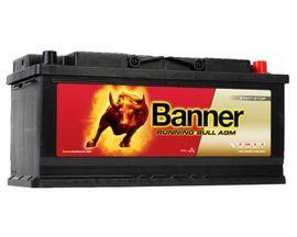 Batterien - Banner AGM Batterie Running Bull