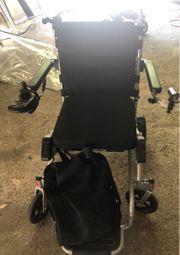 Elektro Rollstuhl Ergofix M Joystick