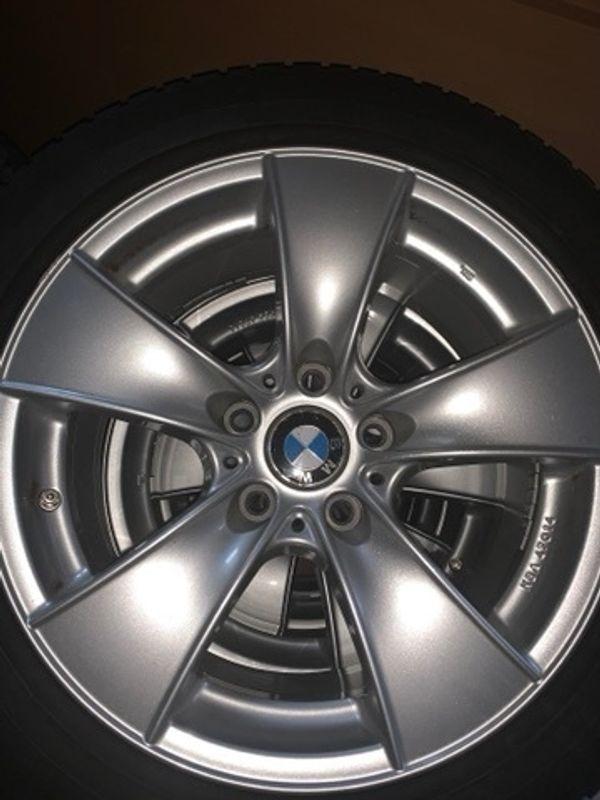 17 Zoll BMW Winterräder