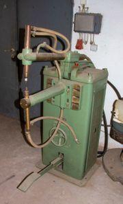 Punktschweißmaschine bzw Punktschweißgerät