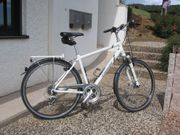 Edles Trekking-Rad made in Germany