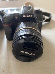 Spiegelreflexkamera - Nikon D7200