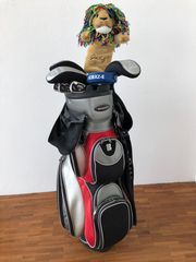 Bennington Golfbag Organizer System Stylisch