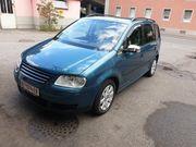 Verkaufe VW Touran 1 9