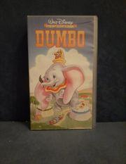 VHS Kassette Dumbo