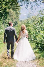 Hochzeitskleid Größe 34