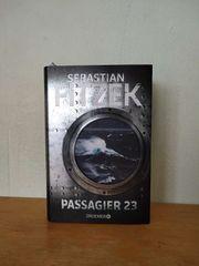 Sebastian Fitzek - Passagier 23 Hardcover