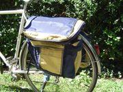 Fahrrad Gepäcktaschen - Vintage 70er frühe