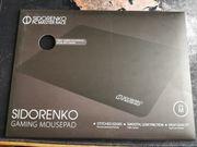 Sidorenko Gaming Mousepads