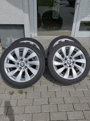 BMW 17 Zoll Felgen 1er