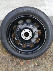 Notersatzrad Continental 155 70 R17