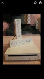 Wii mit Konsole