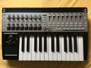 Novation 25SL MKII MIDI-Keyboard mit