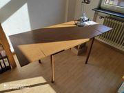 Tisch Holz ausklappbar zum Ausklappen
