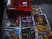 Nintendo 3DS mit 7 Spiele