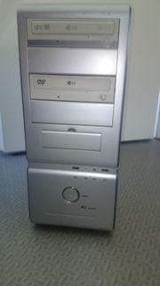 PC für Ersatzteile-Sucher Monitor für