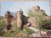 Sammlerstück Burg Lichtenberg Deutschlands größte