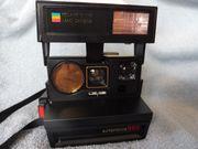 Polaroid 600 Land Camera Autofocus
