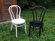 Stühle Bistroform Windlicht Laterne Ofen