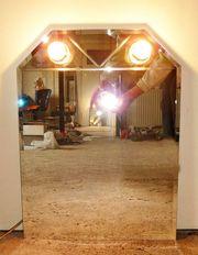 Schöner Badspiegel Spiegel mit Beleuchtung