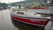 Berryl KKS 27 - trailerbares Segelboot