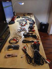 32 Audiokabel für Hobby- Techniker