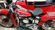 Harley Davidson Oldtimer