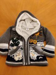Warme und kuschelige Winterjacke Baby