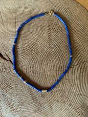 Halskette Lapislazuli