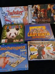 Spieleset Zooloretto Taschengeld Absolutely English