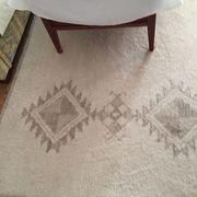 Echter handgeknüpfter Berber-Teppich Marokko Größe
