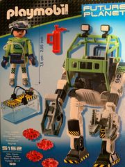 Playmobil Future Planet E-Rangers Collectobot