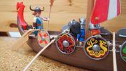 Playmobil Wikingerschiff 9891