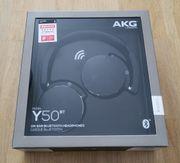 AKG Bluetooth Kabel Kopfhörer NEU