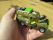 Mebetoys Modellauto Landrover