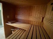 Sauna für 4 Personen