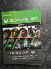 Xbox GAMEPASS Ultimate bis zu