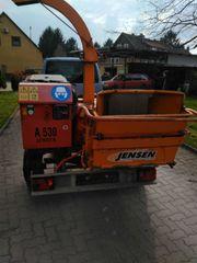 Jensen A 530 DI Holzhacker